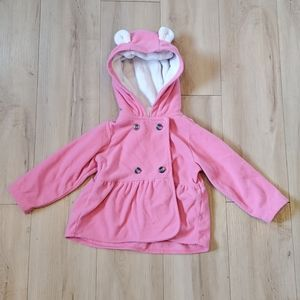 💰2 for $10 Girls Carter's jacket size 18